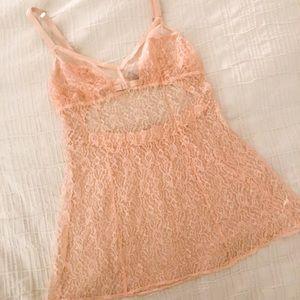 Victoria's Secret Lace Vintage Lingerie Size L